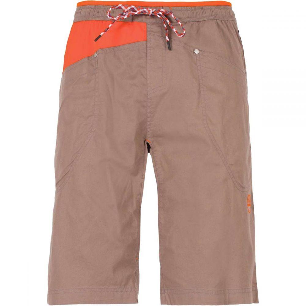ラスポルティバ La Sportiva メンズ ハイキング・登山 ボトムス・パンツ【Bleauser Shorts】Falcon Brown/Pumpkin