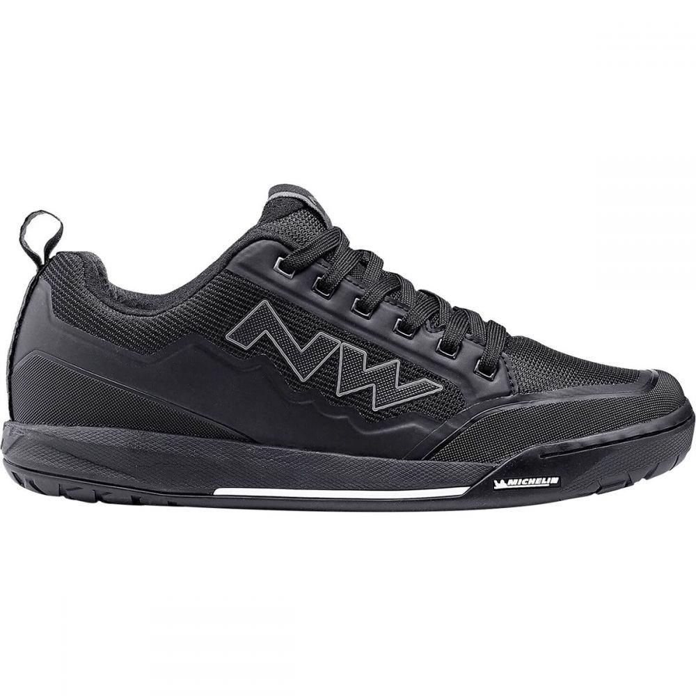 ノースウェーブ Northwave メンズ 自転車 シューズ・靴【Clan Cycling Shoes】Black