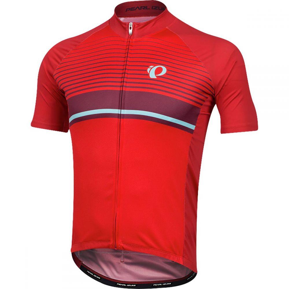パールイズミ Pearl Izumi メンズ 自転車 トップス【ELITE Pursuit Graphic Jerseys】Rogue Red/Port Diffuse
