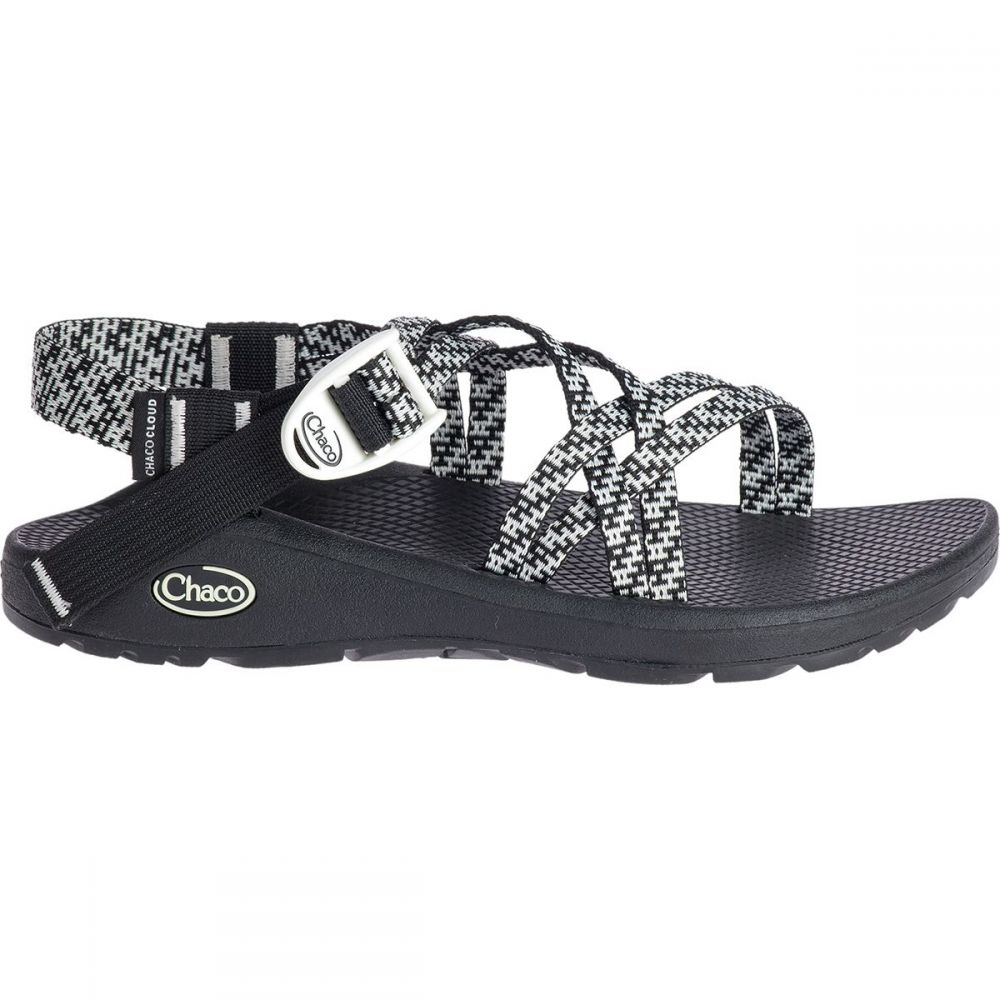 チャコ Chaco レディース シューズ・靴 サンダル・ミュール【Z/Cloud X Sandal】Crochet Black
