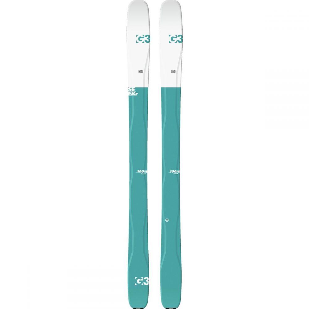 ジースリー G3 レディース スキー・スノーボード ボード・板【SEEKr 100 Elle Ski】One Color