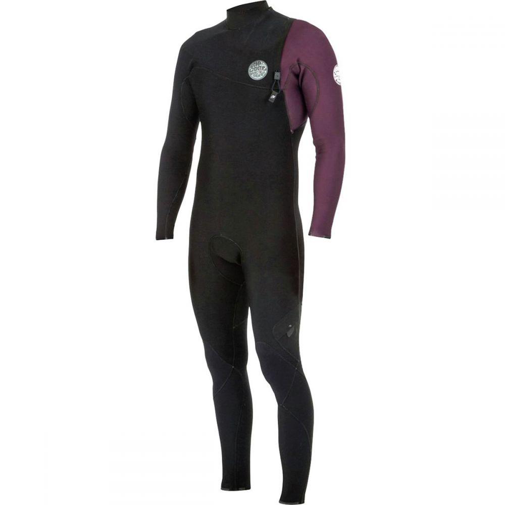 リップカール Rip Curl メンズ 水着・ビーチウェア ウェットスーツ【E - Bomb Pro 3/2 Zip - Free Full Wetsuits】Maroon