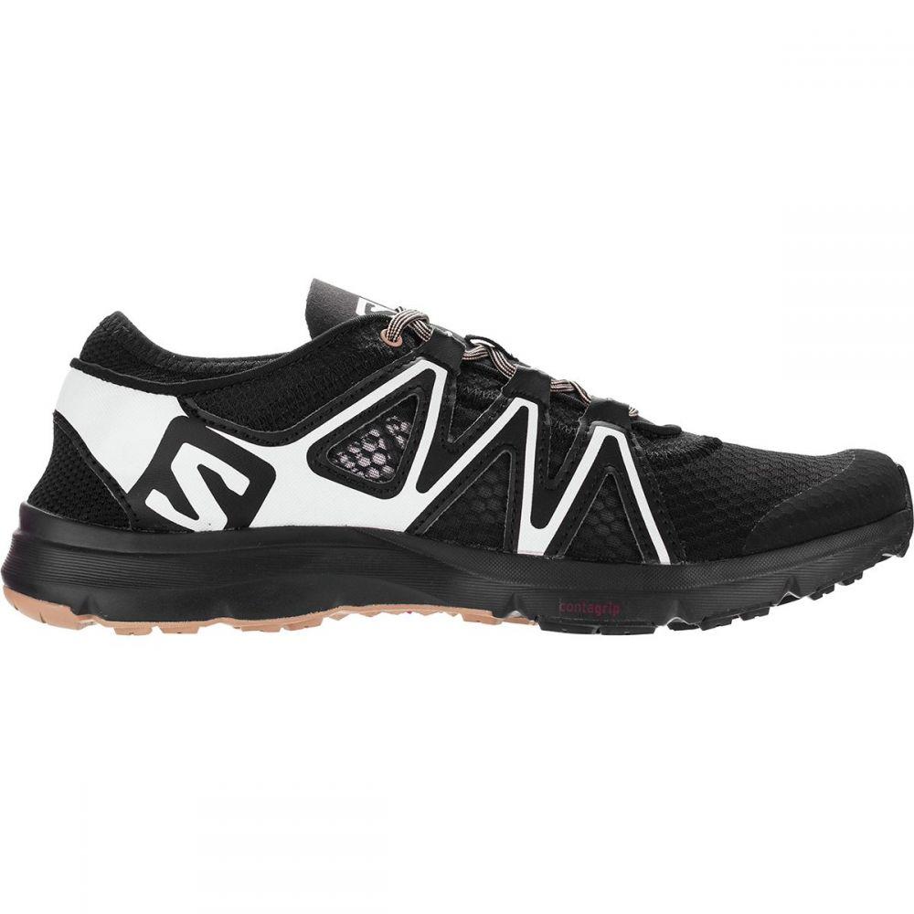 サロモン Salomon レディース シューズ・靴 ウォーターシューズ【Crossamphibian Swift 2 Water Shoe】Black/White/Sirocco