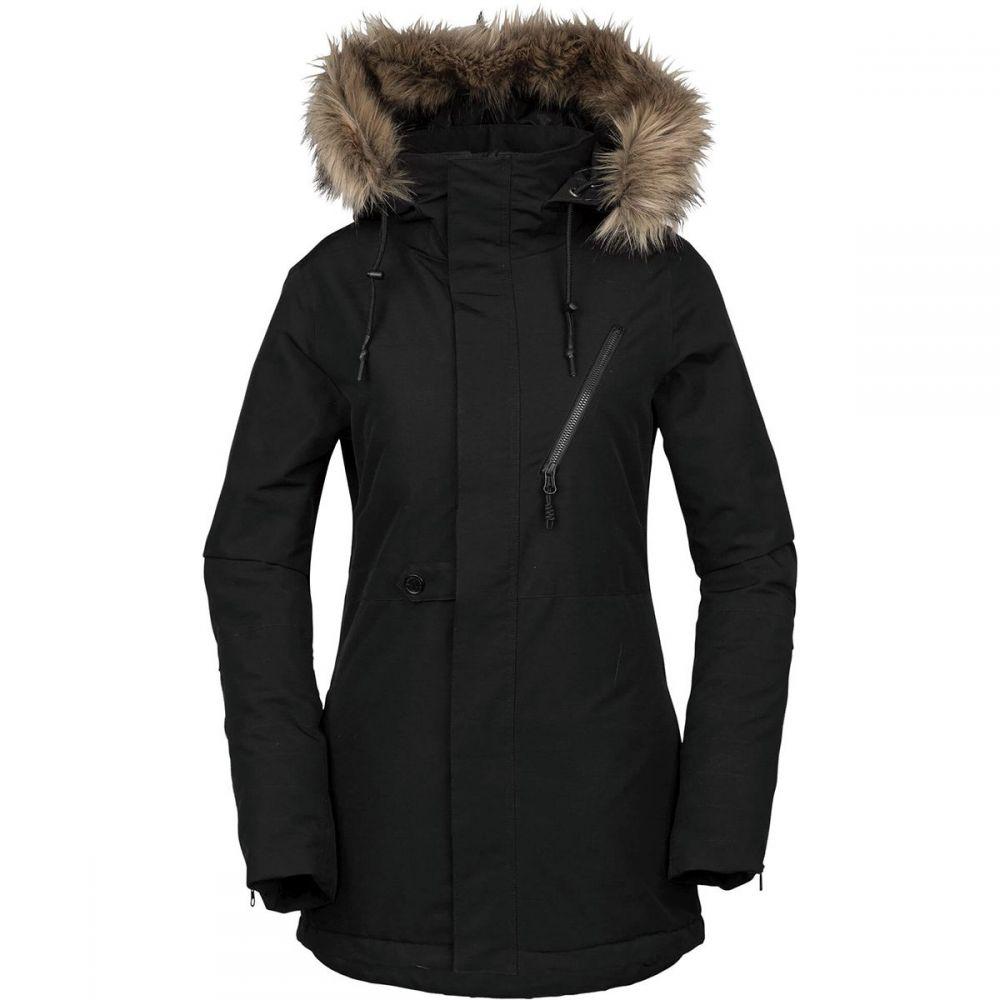 ボルコム Volcom レディース スキー・スノーボード アウター【Fawn Insulated Jacket】Black