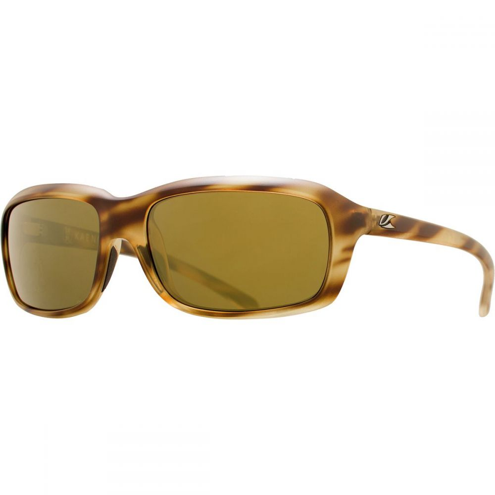 カエノン Kaenon レディース スポーツサングラス【Monterey Polarized Sunglasses】Driftwood/Brown 12-Polarized Gold Mirror