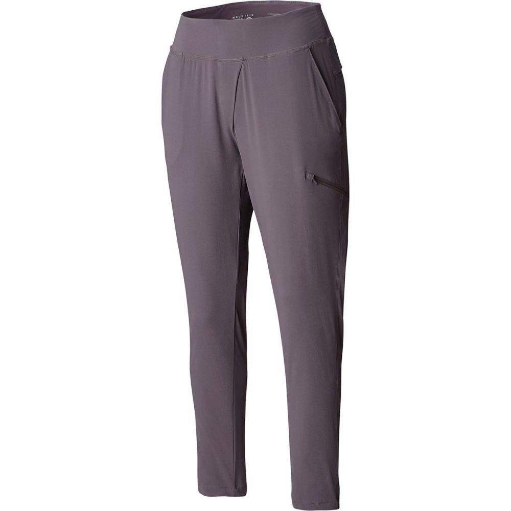 マウンテンハードウェア Mountain Hardwear レディース ボトムス・パンツ クロップド【Dynama Ankle Pant】Purple Dusk