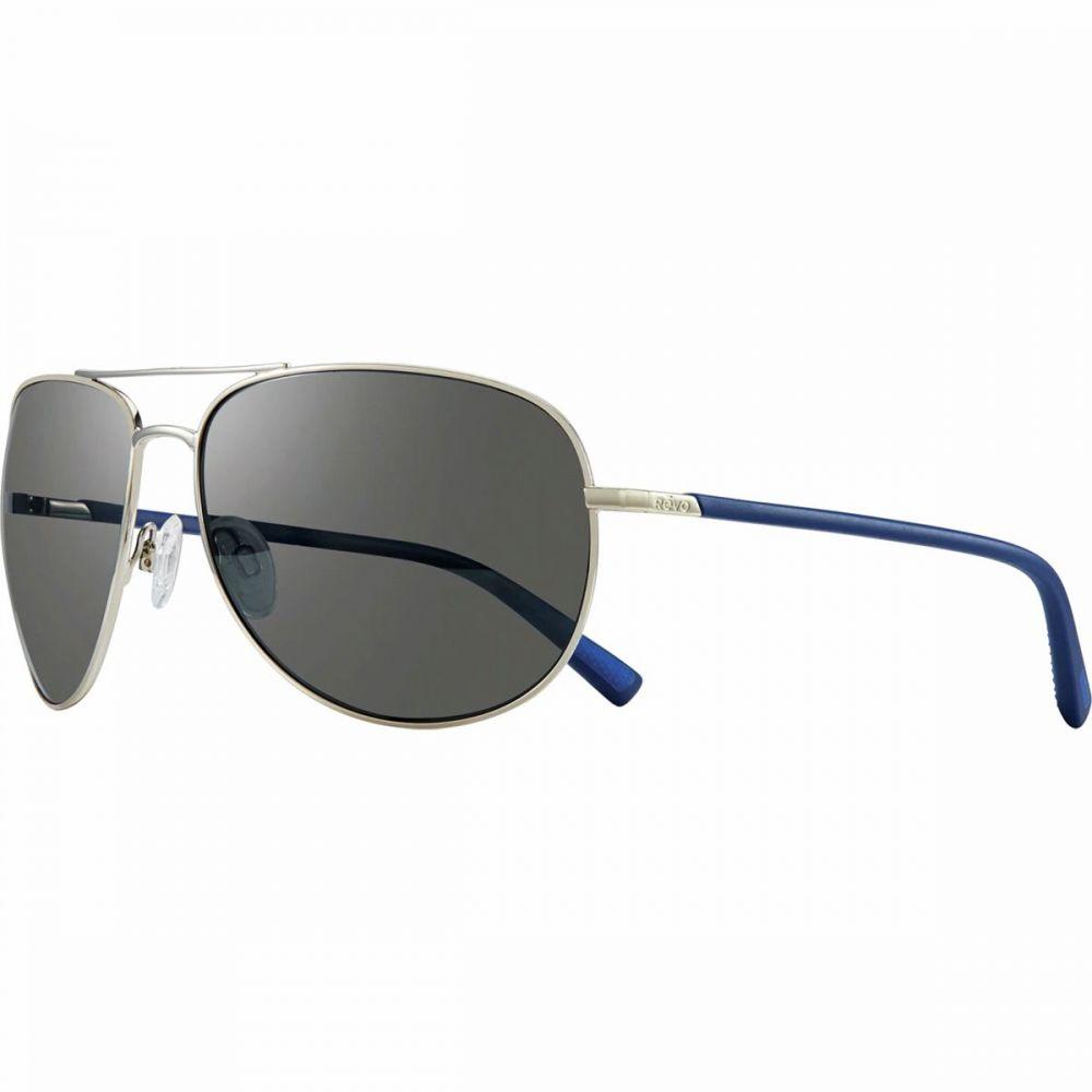 レヴォ Revo レディース スポーツサングラス【Tarquin Polarized Sunglasses】Chrome/Graphite