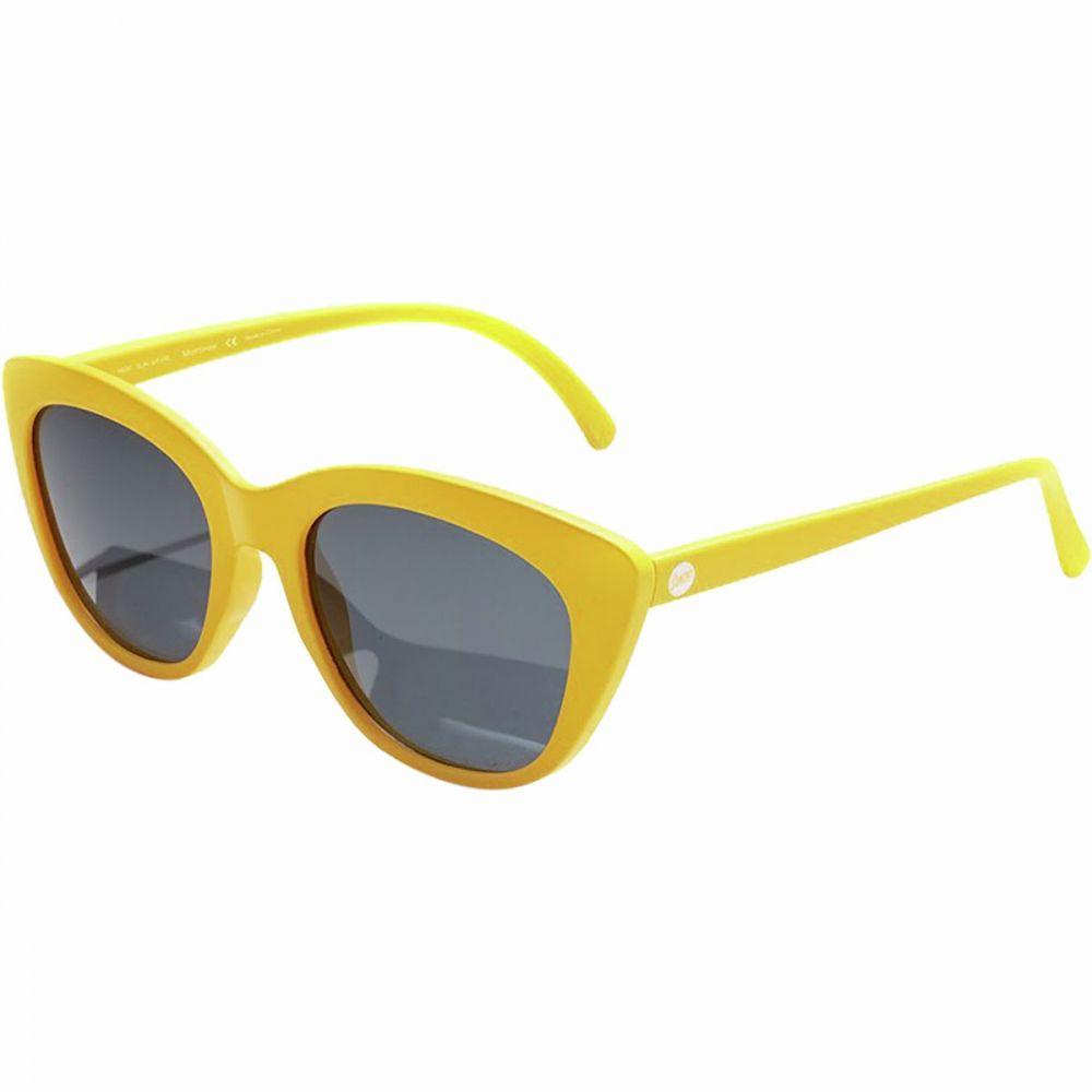 サンスキ Sunski レディース Sunglasses】Yellow スポーツサングラス Polarized Slate【Mattinas Polarized Sunglasses】Yellow Slate, フィールズブランド:da77028f --- sunward.msk.ru