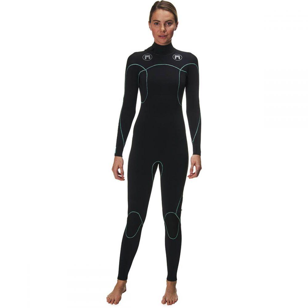 マテュース Matuse レディース 水着・ビーチウェア ウェットスーツ【Artemis 3/2mm Back Zip Wetsuit】Contrast