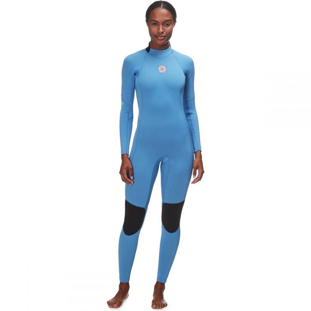 ヴィスラ Sisstr Revolution レディース 水着・ビーチウェア ウェットスーツ【7 Seas 3/2mm Back - Zip Long - Sleeve Wetsuit】True Blue