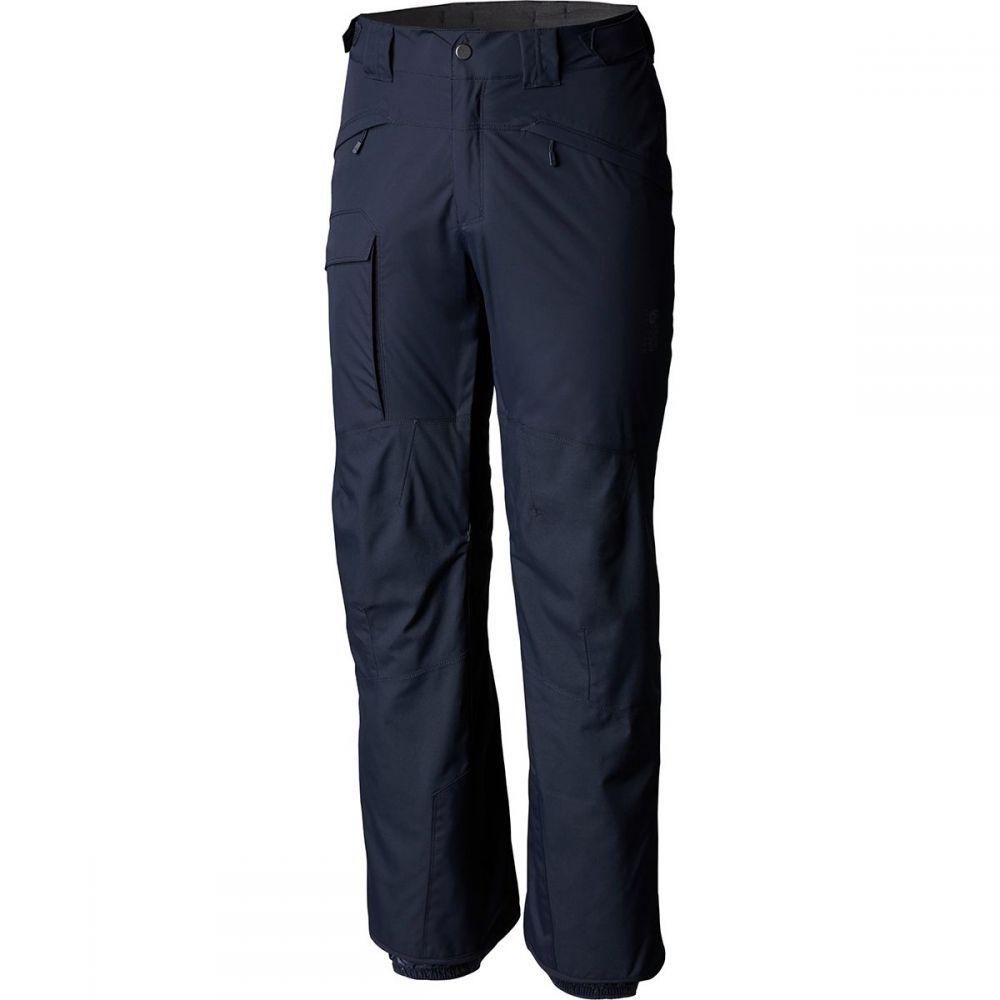 マウンテンハードウェア Mountain Hardwear メンズ スキー・スノーボード ボトムス・パンツ【Highball Insulated Pants】Dark Zinc