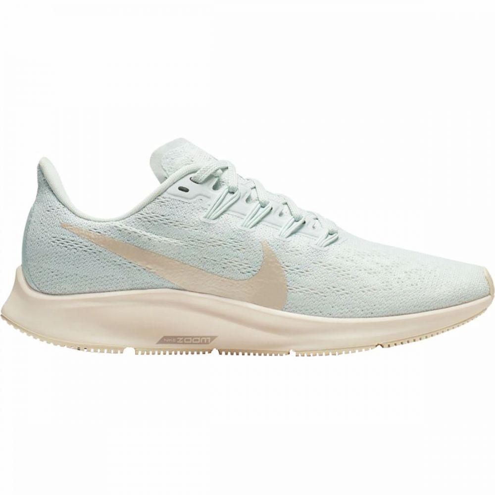 ナイキ Nike レディース ランニング・ウォーキング シューズ・靴【Air Zoom Pegasus 36 Running Shoe】Ghost Aqua/Light Cream-sail