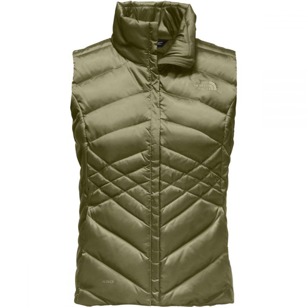 ザ ノースフェイス The North Face レディース トップス ベスト・ジレ【Aconcagua Down Vest】Burnt Olive Green