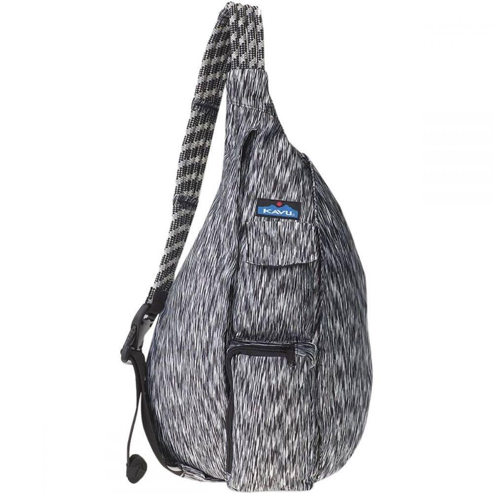 カブー KAVU レディース バッグ ボディバッグ・ウエストポーチ【Ropercise Sling Pack】Zebra