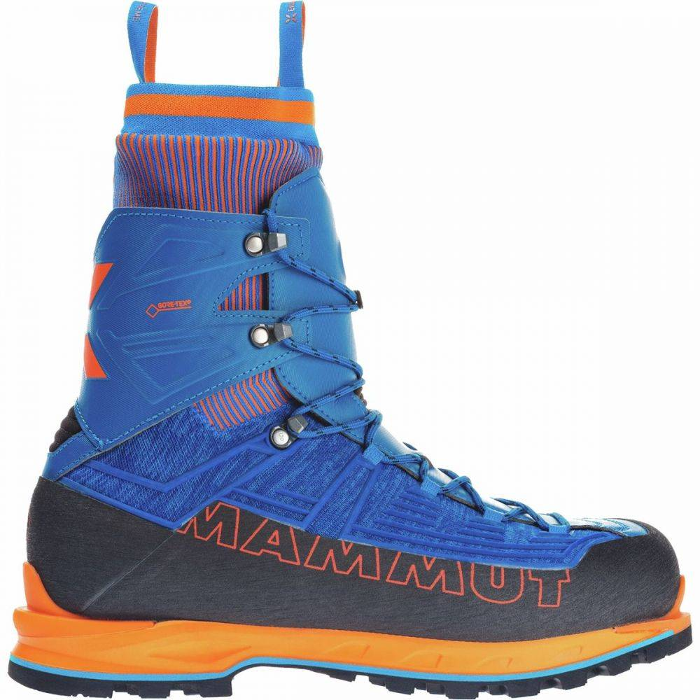 マムート Mammut メンズ ハイキング・登山 シューズ・靴【Nordwand Knit High GTX Mountaineering Boots】Ice/Sunrise