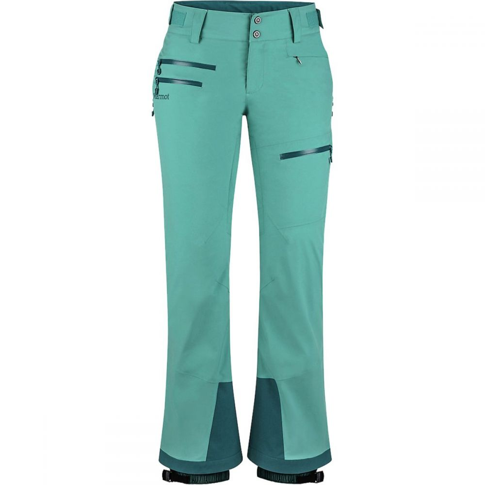 マーモット Marmot レディース スキー・スノーボード ボトムス・パンツ【Cirel Pant】Patina Green