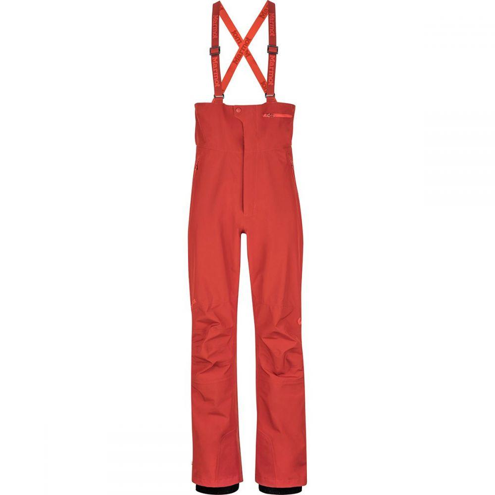 マーモット Marmot メンズ スキー・スノーボード ボトムス・パンツ【Spire Bib Pants】Dark Rust