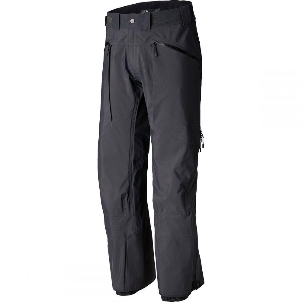 マウンテンハードウェア Mountain Hardwear メンズ スキー・スノーボード ボトムス・パンツ【Boundary Line Pants】Shark