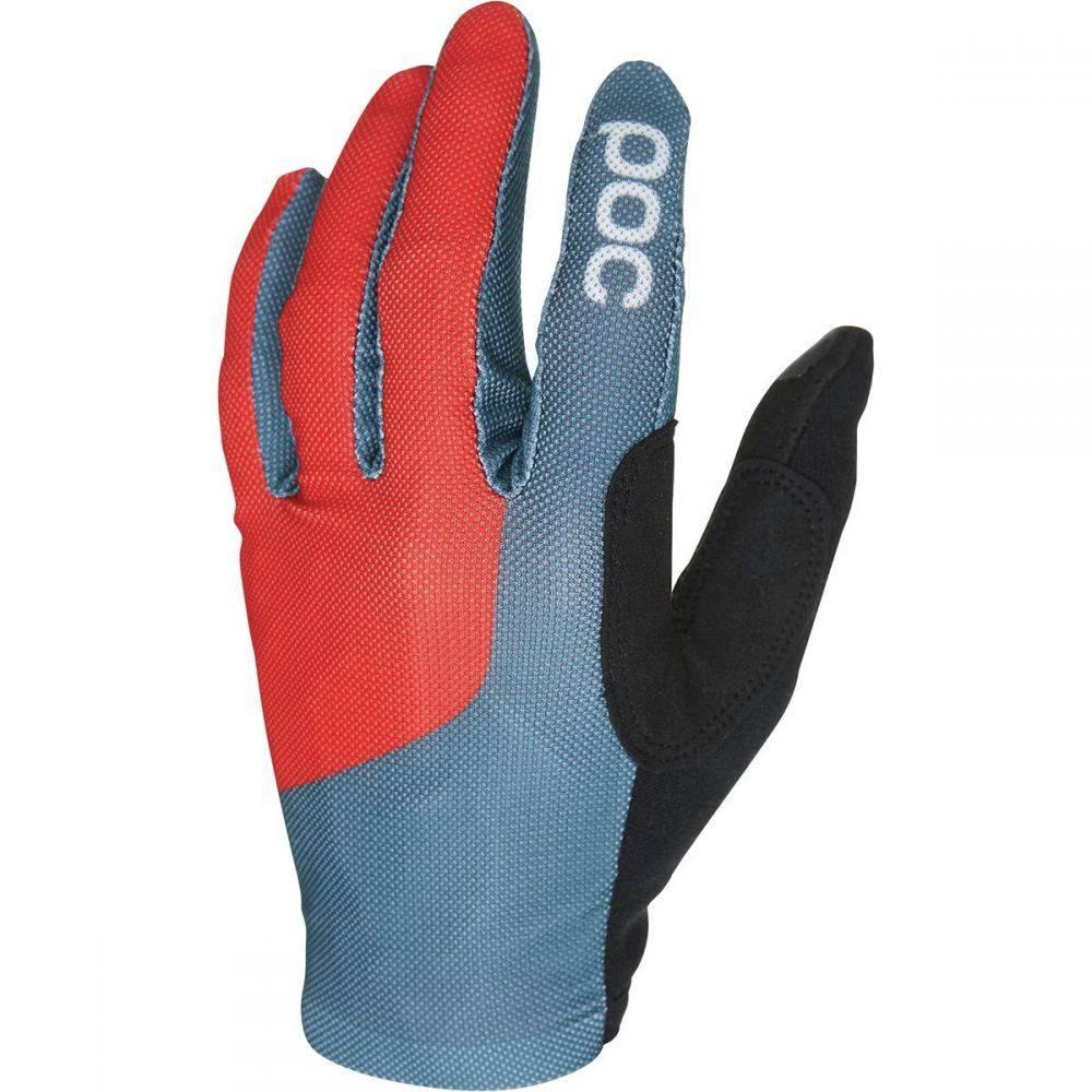 ピーオーシー POC メンズ 自転車 グローブ【Essential Mesh Gloves】Cubane Blue/Prismane Red