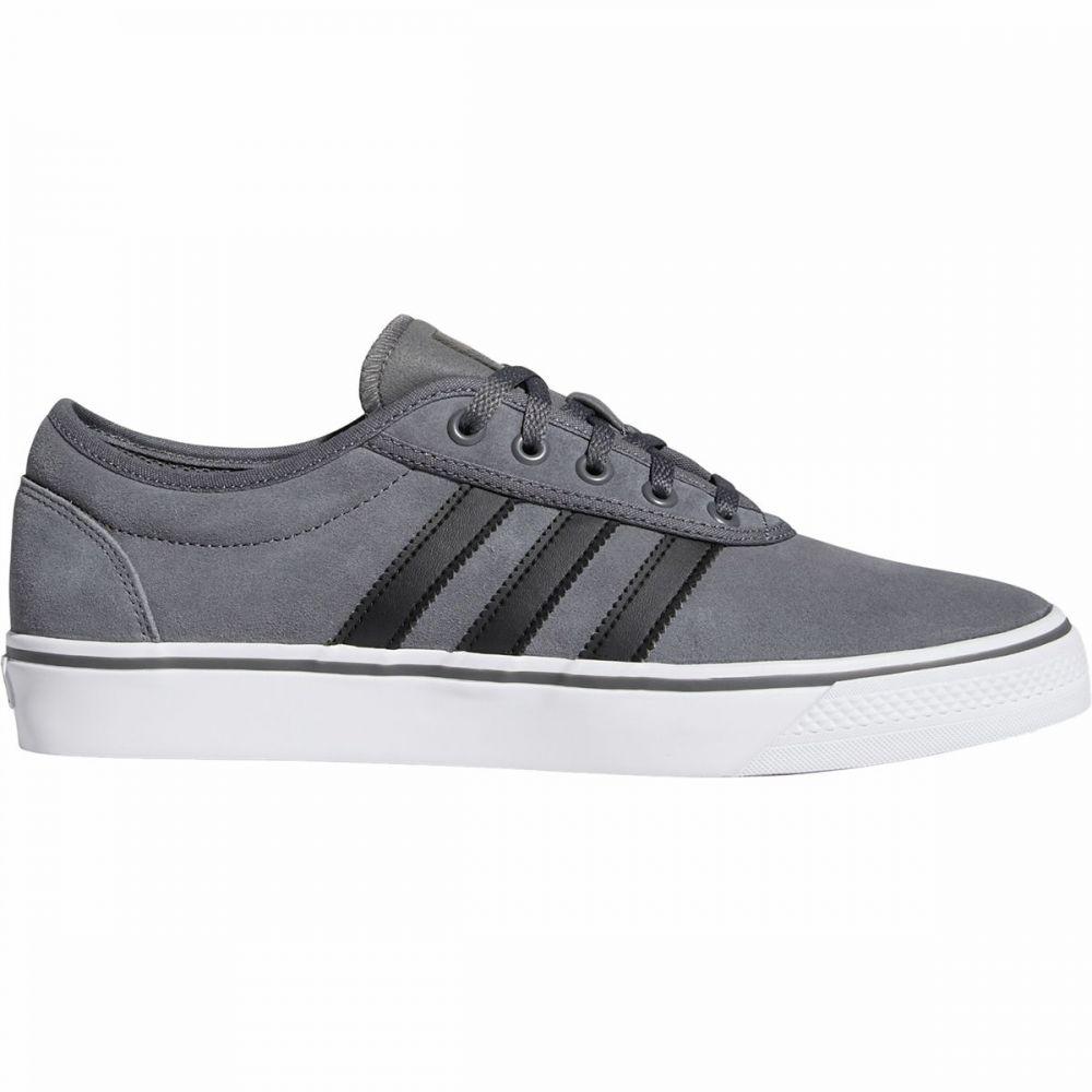 アディダス Adidas メンズ シューズ・靴 スニーカー【Adi - Ease Shoes】Grey Five/Core Black/Ftwr White