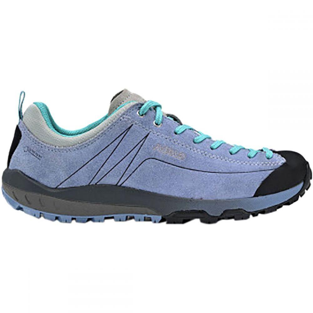 アゾロ Asolo レディース ハイキング・登山 シューズ・靴【Space GV Hiking Shoe】Blue Ice