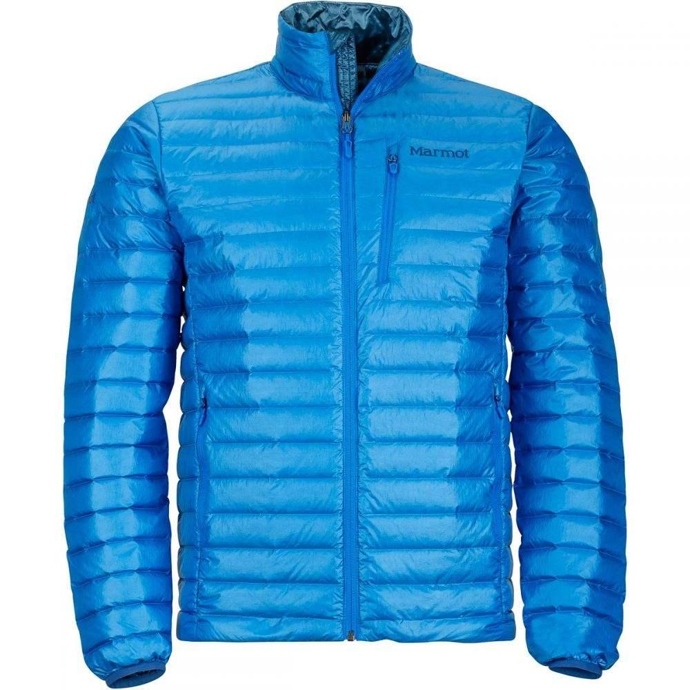 マーモット Marmot メンズ アウター ダウン・中綿ジャケット【Quasar Nova Down Jackets】Clear Blue