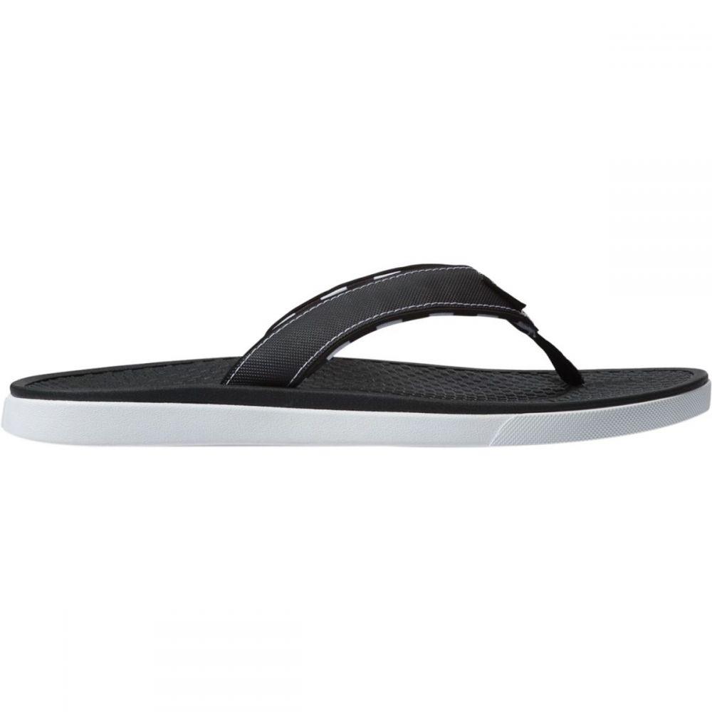 ヴァンズ Vans メンズ シューズ・靴 ビーチサンダル【Ultracush Sea Esta Flip Flops】Black/Gum