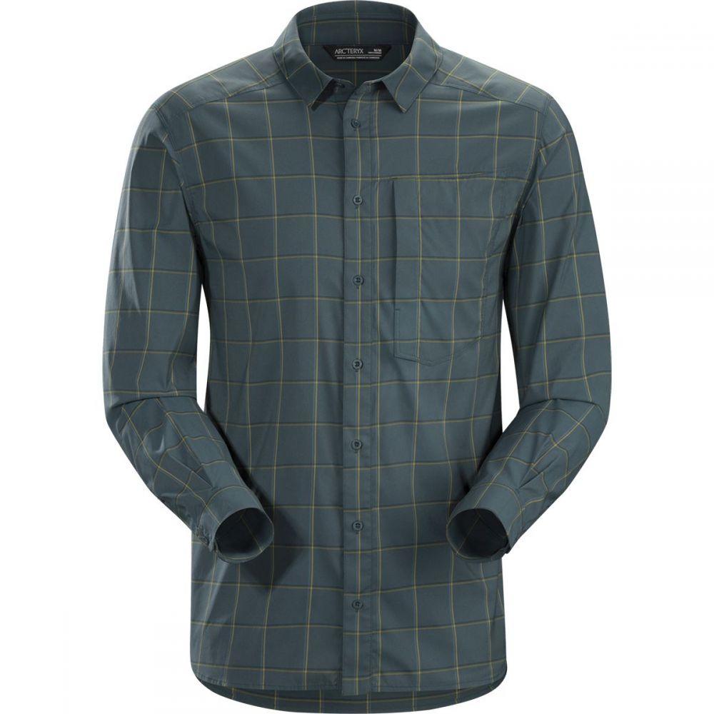 アークテリクス Arc'teryx メンズ トップス シャツ【Riel Long - Sleeve Button - Down Shirts】Astrosphere