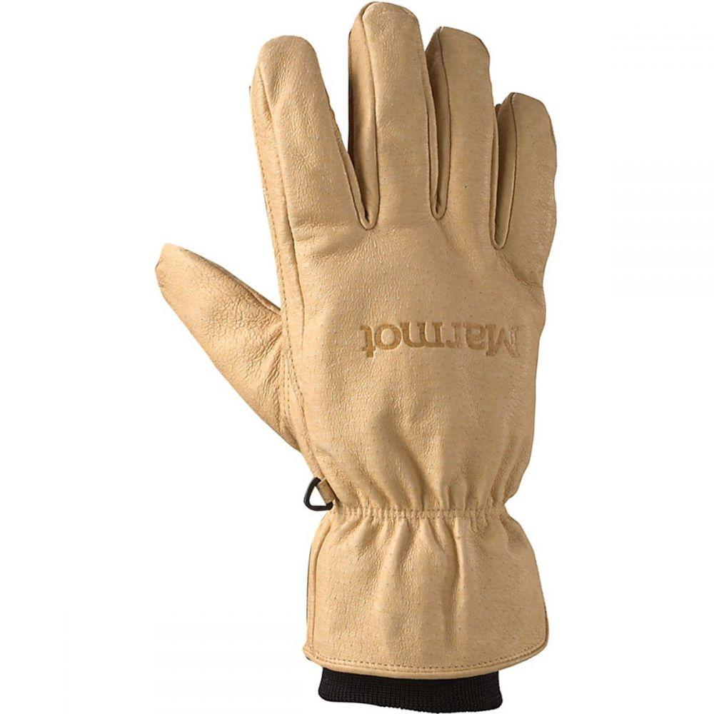 マーモット Marmot メンズ スキー・スノーボード グローブ【Basic Ski Gloves】Tan