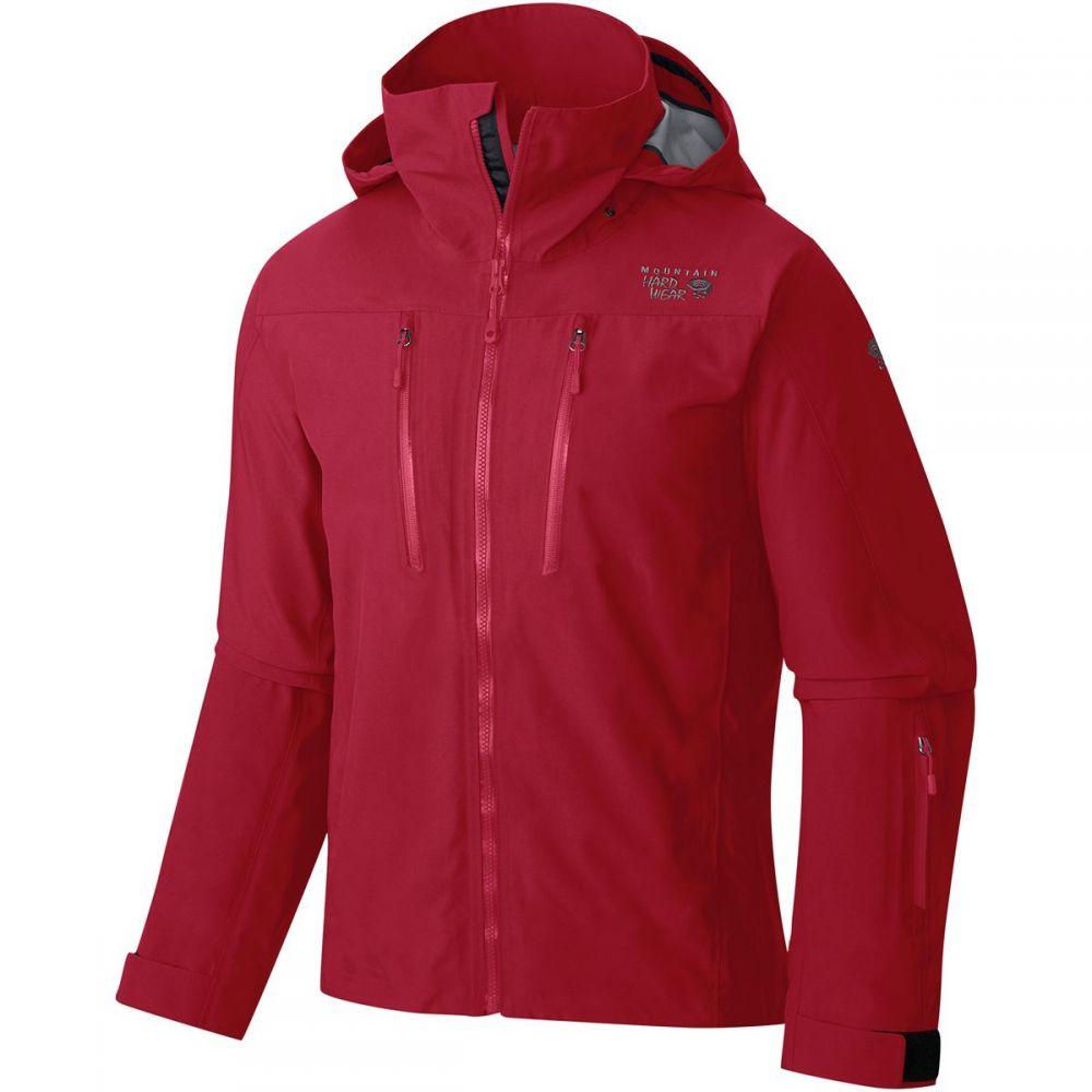 マウンテンハードウェア Mountain Hardwear メンズ スキー・スノーボード アウター【Tenacity Pro Jackets】Red