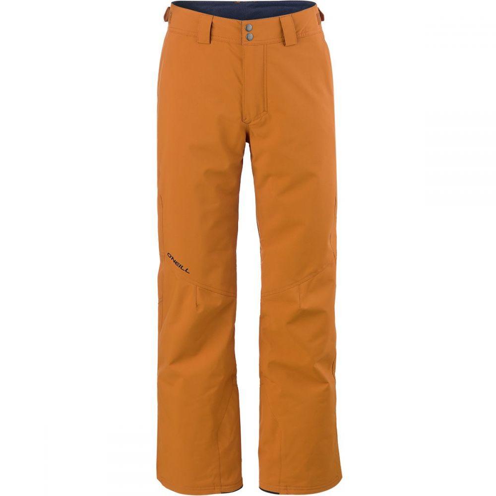 オニール O'Neill メンズ スキー・スノーボード ボトムス・パンツ【Hammer Insulated Pants】Glazed Ginger