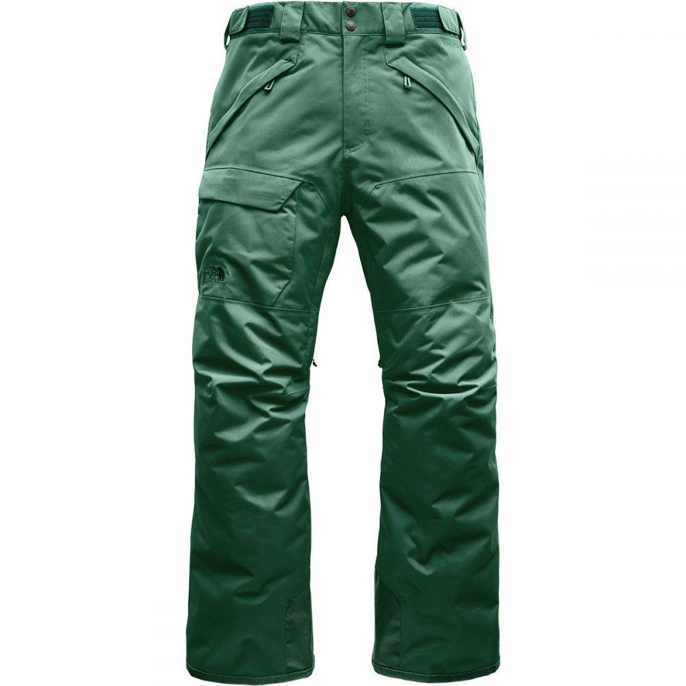ザ ノースフェイス The North Face メンズ スキー・スノーボード ボトムス・パンツ【Freedom Insulated Pants】Botanical Garden Green
