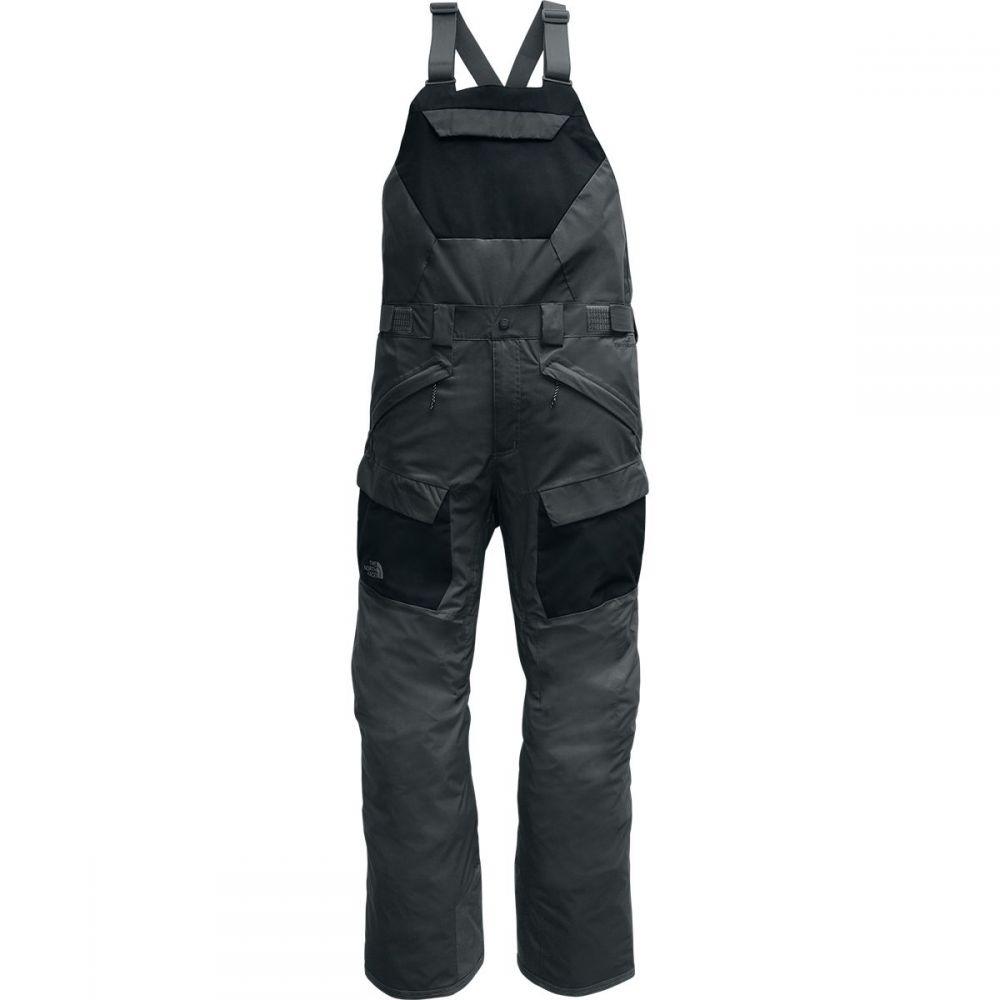 ザ ノースフェイス The North Face メンズ スキー・スノーボード ボトムス・パンツ【Freedom Bib Pants】Asphalt Grey/Tnf Black