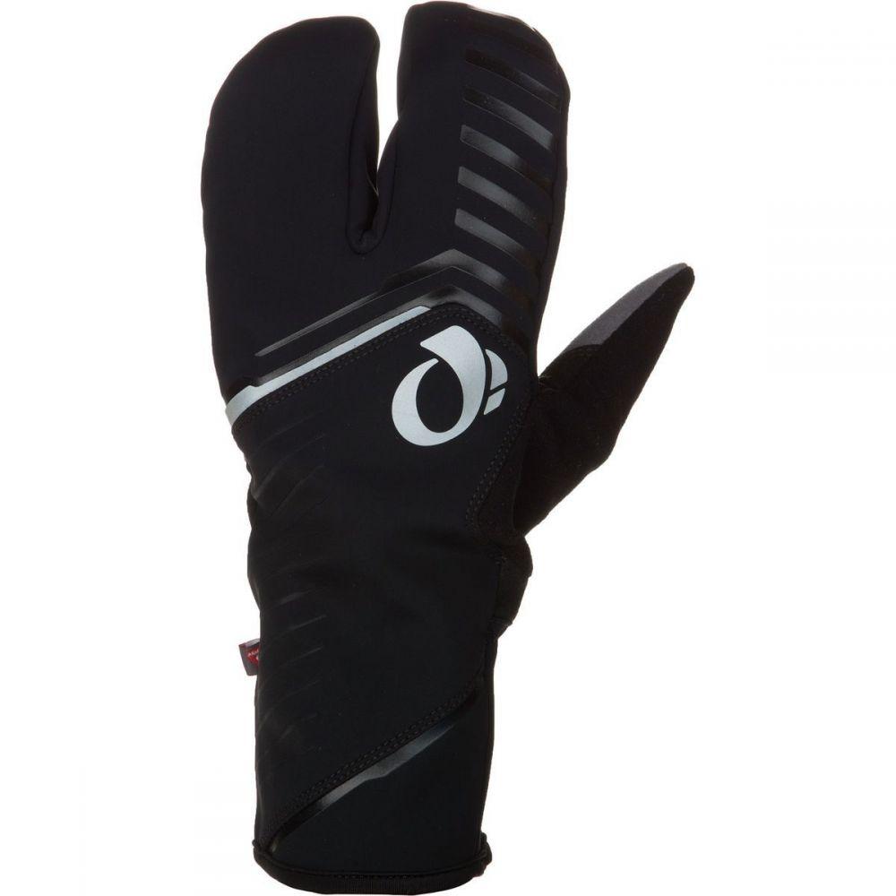 パールイズミ Pearl Izumi メンズ 自転車 グローブ【P.R.O. AmFIB Lobster Gloves】Black