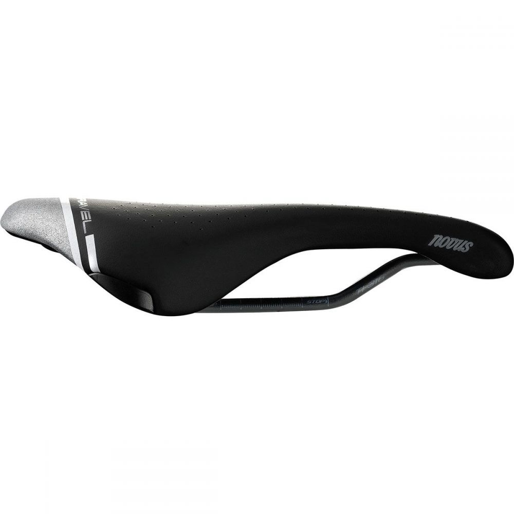 セリー イタリア Selle Italia メンズ 自転車 サドル【Novus Boost Gravel Tech Superflow S Saddles】Black