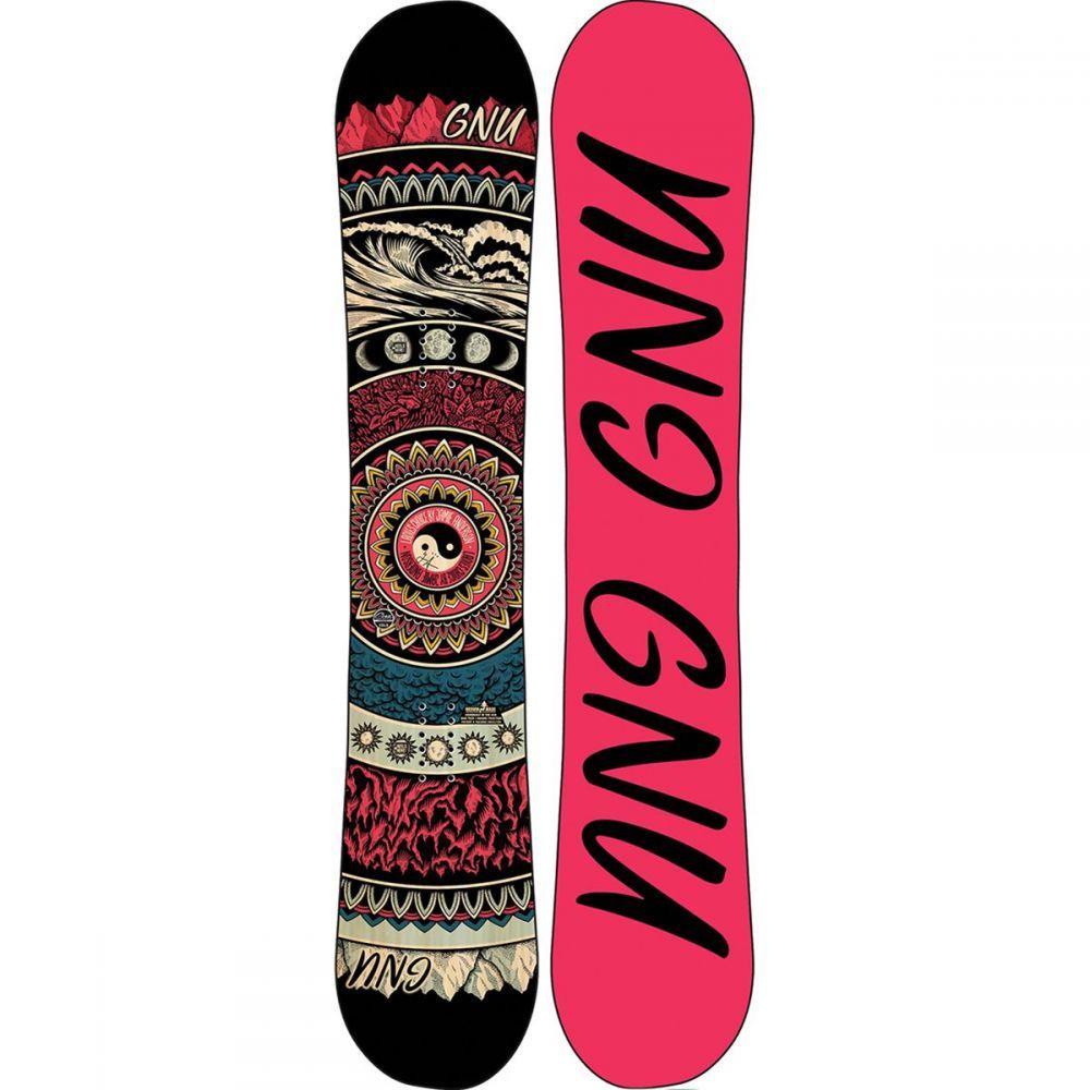 グヌ Gnu レディース スキー・スノーボード ボード・板【Ladies Choice Snowboard】One Color