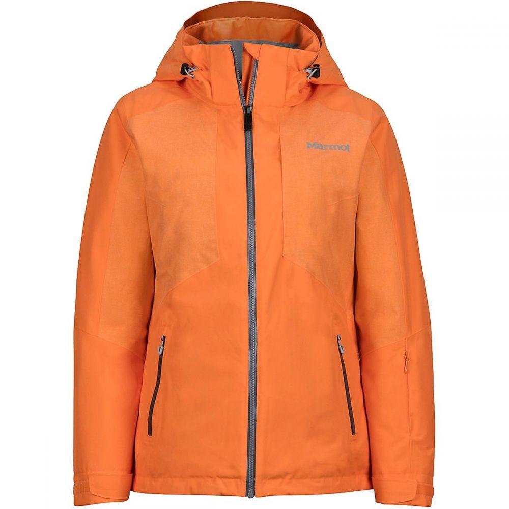 マーモット Marmot レディース スキー・スノーボード アウター【Repose Featherless Jacket】Grapefruit