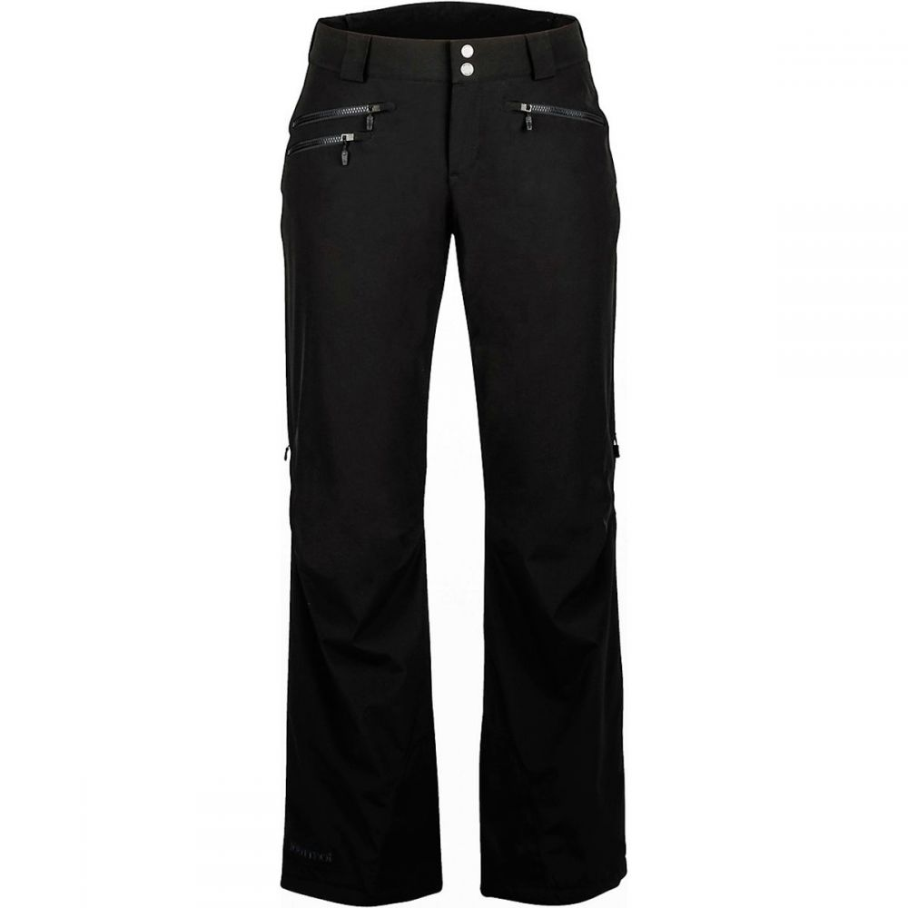 マーモット Marmot レディース スキー・スノーボード ボトムス・パンツ【Slopestar Insulated Pant Petite】Black