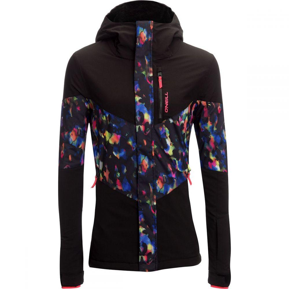オニール O'Neill レディース スキー・スノーボード アウター【Coral Jacket】Black Out