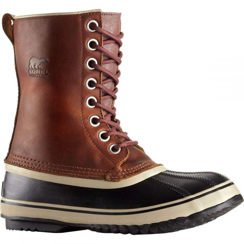 ソレル Sorel レディース シューズ・靴 ブーツ【1964 Premium Leather Boot】Cappuccino/Oxford Tan