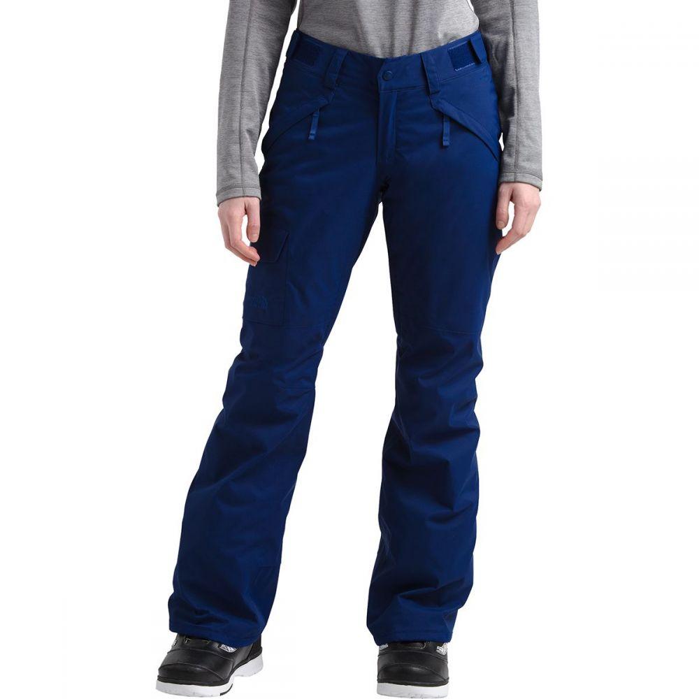 ザ ノースフェイス The North Face レディース スキー・スノーボード ボトムス・パンツ【Freedom Insulated Pant】Flag Blue