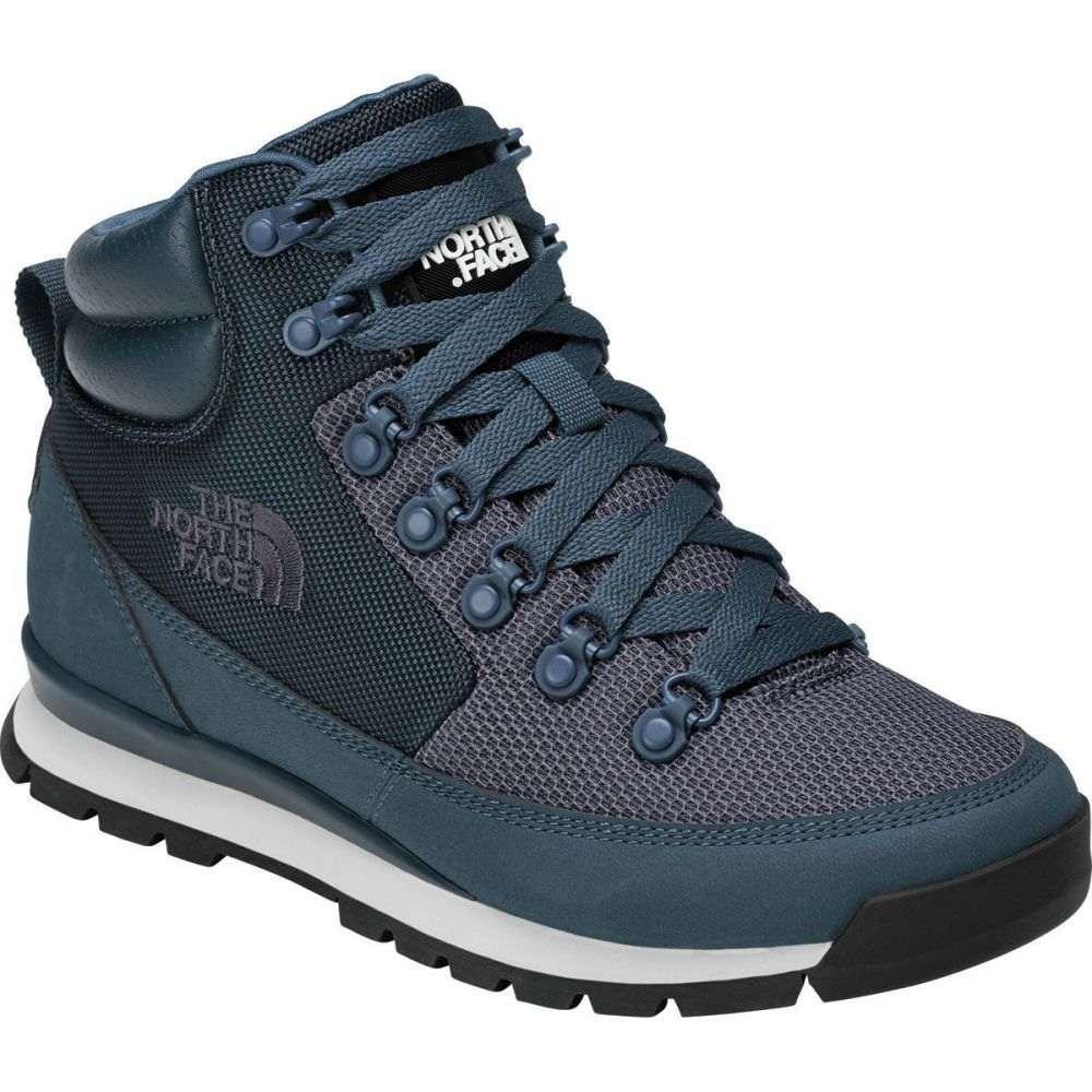 ザ ノースフェイス The North Face レディース シューズ・靴 ブーツ【Back - to - Berkeley Redux Remtlz Mesh Boot】Blue Wing Teal/Grisaille Grey