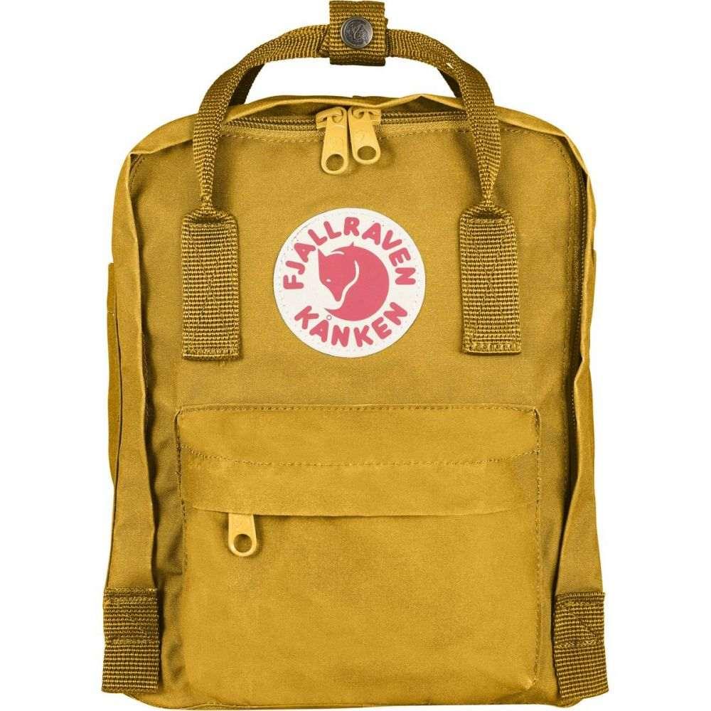 フェールラーベン Fjallraven レディース バッグ バックパック・リュック【Kanken Mini 7L Backpack】Ochre