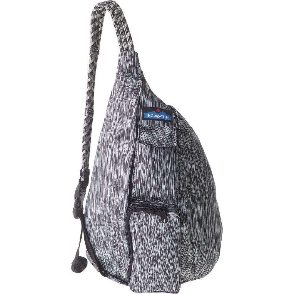 カブー KAVU レディース バッグ ショルダーバッグ【Mini Ropercise Sling Pack】Zebra