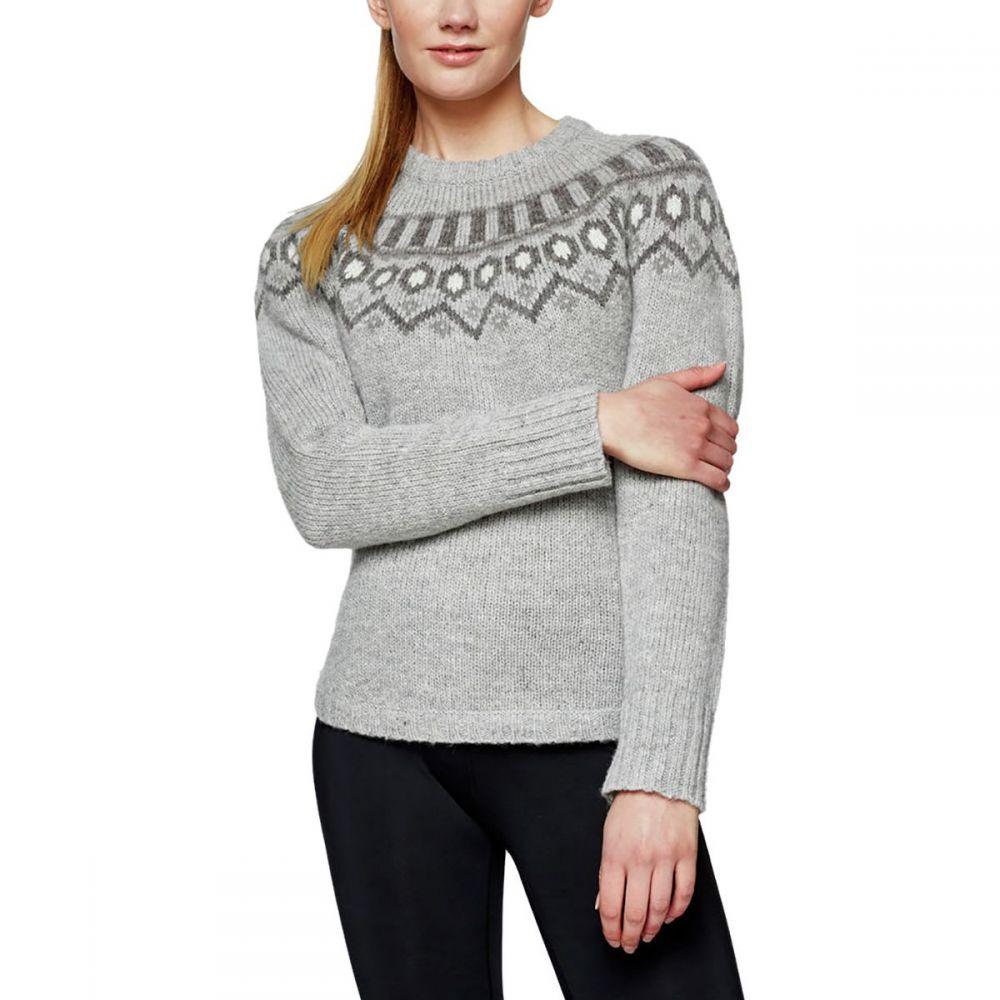 カリ ツラー Kari Traa レディース トップス ニット・セーター【Ringheim Knit Sweater】Dove