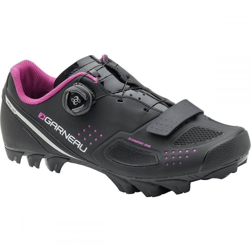 ルイガノ Louis Garneau レディース 自転車 シューズ・靴【Granite II Cycling Shoe】Black