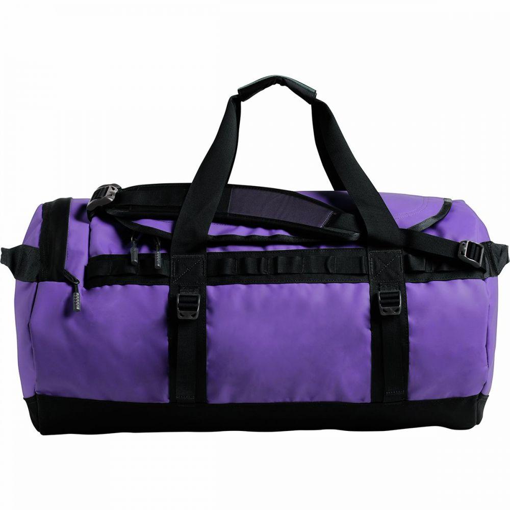 ザ ノースフェイス The North Face レディース バッグ ボストンバッグ・ダッフルバッグ【Base Camp 71L Duffel】Hero Purple/Tnf Black