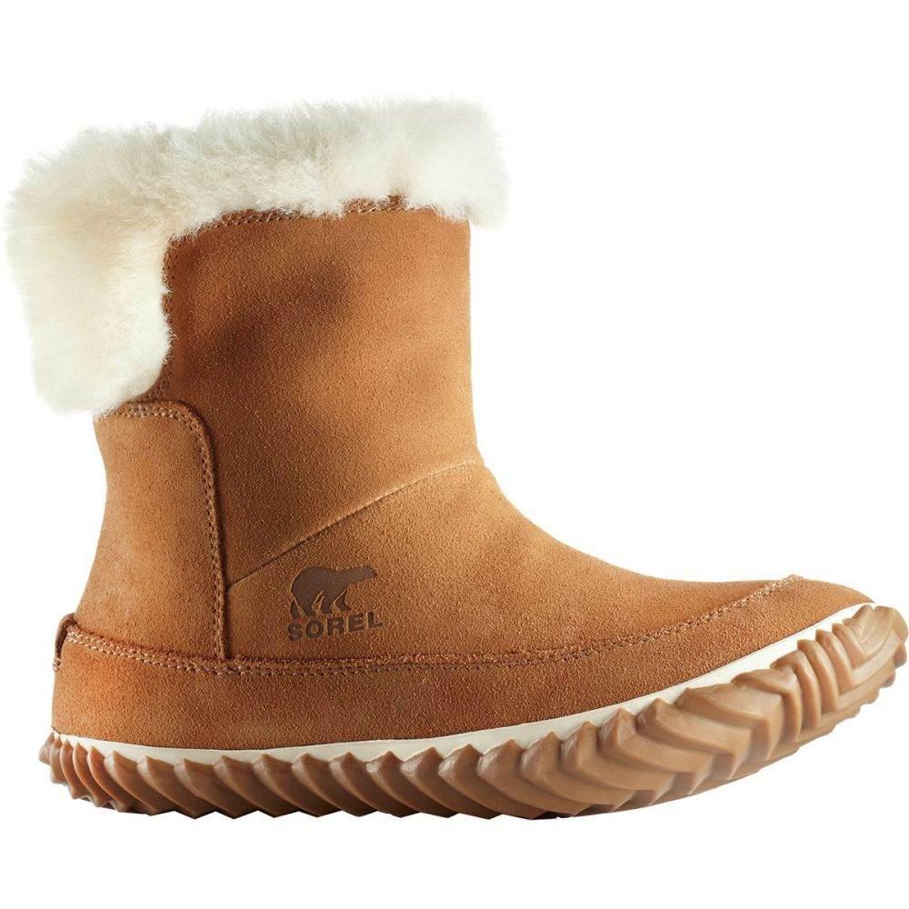 ソレル Sorel レディース シューズ・靴 ブーツ【Out N About Bootie】Elk/Natural