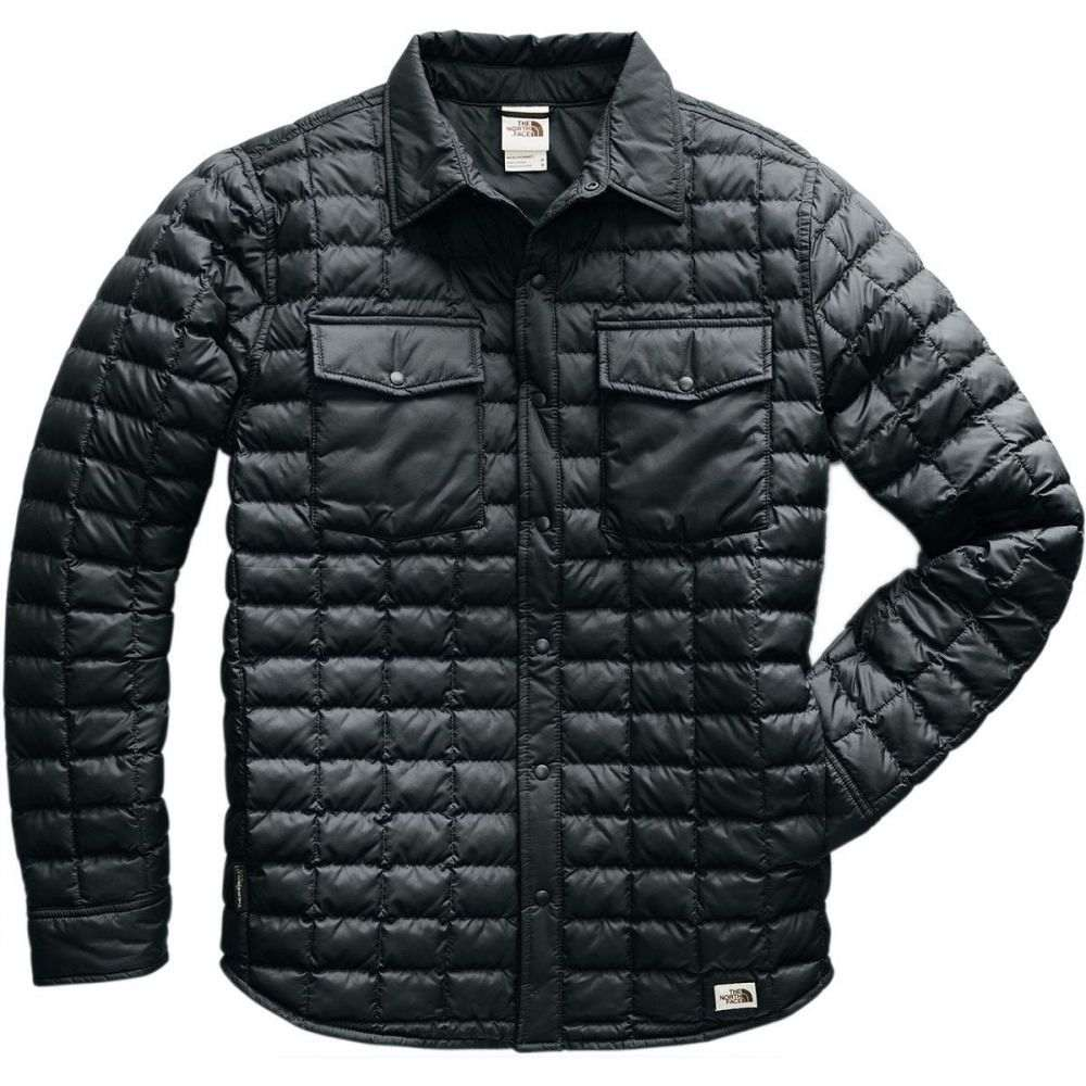 ザ ノースフェイス The North Face メンズ アウター ジャケット【Thermoball Eco Snap Insulated Jackets】Tnf Black