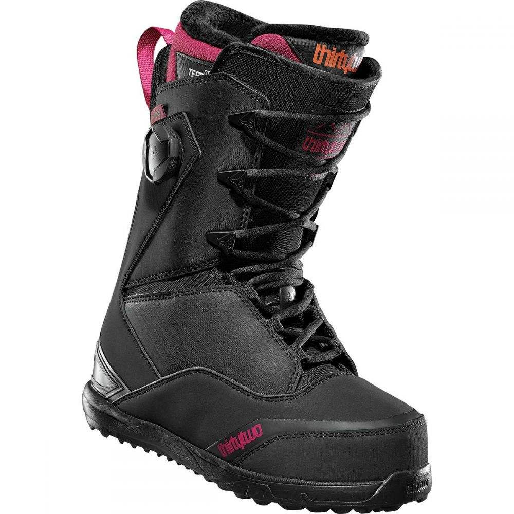 サーティーツー ThirtyTwo レディース スキー・スノーボード ブーツ シューズ・靴【session boa snowboard boot】Black/Red